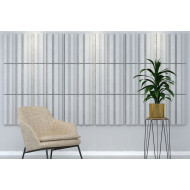 Pack Of 9 Acoustek Diffuse Acoustic Wall Panels