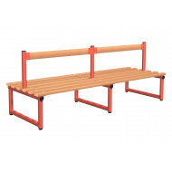 Probe Double Sided Low Seat (Light Ash)
