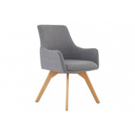Lamia Fabric Lounge Chair