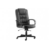 Muscat Leather Faced Executive Chair