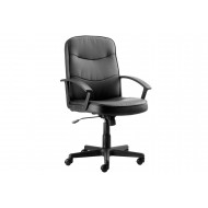 Doha Leather Faced Executive Chair