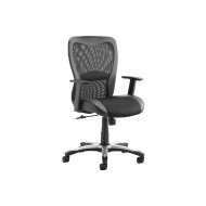 Canica Mesh Back Operator Chair