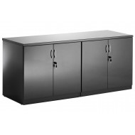 High Gloss Credenza Cupboard