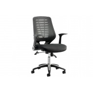 Baton Mesh Back Operator Chair With Airmesh Seat