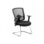 Next-Day Belarus Mesh Back Visitor Chair