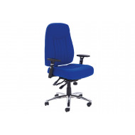 Cadiz Executive Fabric Operator Chair