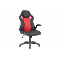 Next-Day Alonso Executive Bonded Leather Racing Chair
