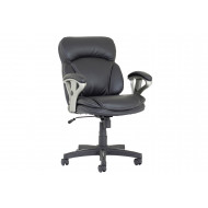 Quantum bonded leather executive chair