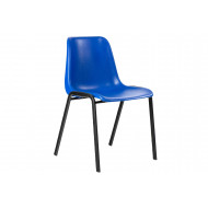 Next-Day Pack Of 4 Learner Poly Stacking Chairs