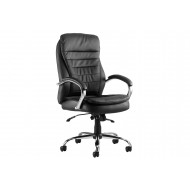 Next-Day Babel High Back Leather Executive Chair Black