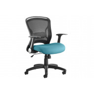 Pawnee Mesh Back Operator Chair