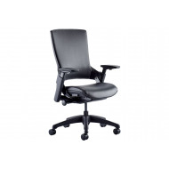 Next-Day Perotti Executive Leather Chair