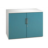 Solero 1 Shelf Cupboard
