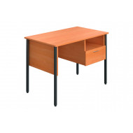 Maltan Home Office Desk (Beech)