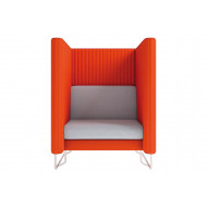 Jenner High Extra Wide Armchair