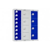 Elite Wall Mounted Personal Effects Locker