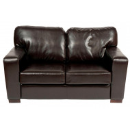 Krishna 2 Seater Faux Leather Chair