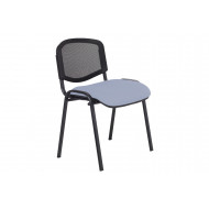Pack of 4 Sevron Mesh Back Conference Chairs