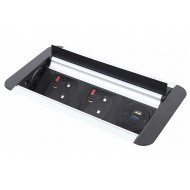 Anchor Power Module For Boardroom Tables