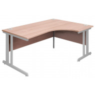 Avoca Right Hand Ergonomic Desk