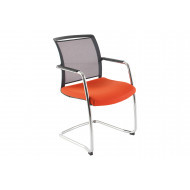 Vie Mesh Back Visitor Chair