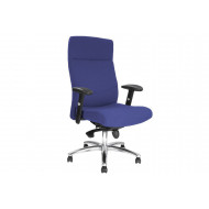 Arran High Back Fabric Executive Chair