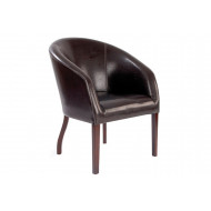 Metro Curved Armchair
