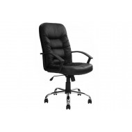 Next-Day Bartlett Executive Leather Faced Chair