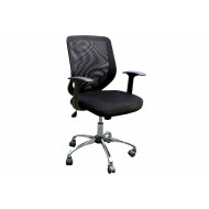 Next-Day Mccoy Mesh Back Operator Chair