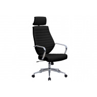Wyatt Black High Back Executive Chair
