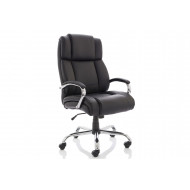 Levira Heavy Duty Bonded Leather Executive Chair