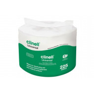 Clinell Universal Wipes Bucket Refill (225 Wipes) NHS Approved - NHS Code VJT192