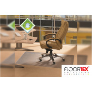 EcoTex Recyclable Chair Mat For Standard Pile Carpets