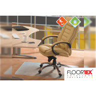 EcoTex Recyclable Anti-Slip Chair Mat For Hard Floors