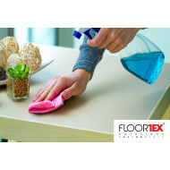Pack of 2 Hometex Biosafe PVC Table Protector Mats