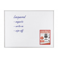 Franken ECO Lacquered Steel Whiteboard
