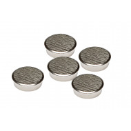 Pack Of 5 Franken Chrome Magnets