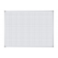 Franken Magnetic Gridded Whiteboard