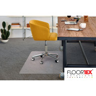 Cleartex Advantagemat PVC Chair Mat For Low Pile Carpets