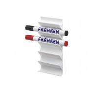 Franken Magnetic Board Marker Holder White