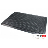 Doortex Rubber Bubble Mat With Closed Top Design