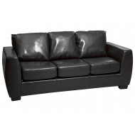 Ariana 3 Seater Leather Sofa