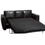 Ariana 3 Seater Leather Sofa Bed