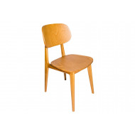 Next-Day Gardena Dining Chair With Wooden Seat