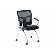 Zorn Mesh Back Folding Chair
