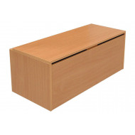 Nucleus Bench Seating Rectangular Base Unit