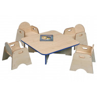 Bind Low Classroom Tables