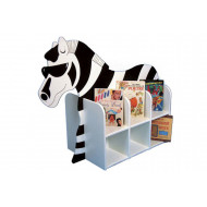 Double Sided Animal Themed Bookcases