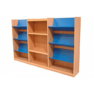Nucleus Library Book Display Combination 2