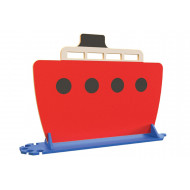Boat Room Divider (Red)